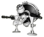 Μηχανή μάχης του μέλλοντος απεικόνιση αποθεμάτων