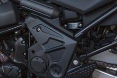 Μηχανή μοτοσικλετών Στοκ εικόνα με δικαίωμα ελεύθερης χρήσης