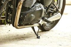 Μηχανή μοτοσικλετών Στοκ Εικόνα