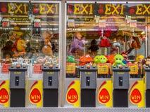 Μηχανή νυχιών Στοκ φωτογραφίες με δικαίωμα ελεύθερης χρήσης