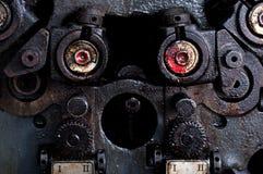 μηχανή παλαιά Στοκ εικόνα με δικαίωμα ελεύθερης χρήσης