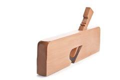 μηχανή πλανίσματος ξυλο&upsilon Στοκ εικόνα με δικαίωμα ελεύθερης χρήσης