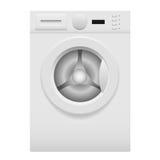 μηχανή που καλύπτονται στενή επάνω στην πλύση Στοκ φωτογραφία με δικαίωμα ελεύθερης χρήσης