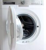 μηχανή που καλύπτονται στενή επάνω στην πλύση Στοκ εικόνες με δικαίωμα ελεύθερης χρήσης