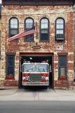 Μηχανή πυρκαγιάς στοκ εικόνες