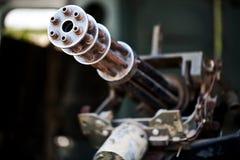 μηχανή πυροβόλων όπλων παλ&alph Στοκ εικόνες με δικαίωμα ελεύθερης χρήσης