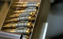 μηχανή πυροβόλων όπλων σφα&iota Στοκ Εικόνα
