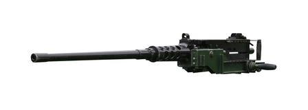 μηχανή πυροβόλων όπλων Στοκ εικόνες με δικαίωμα ελεύθερης χρήσης