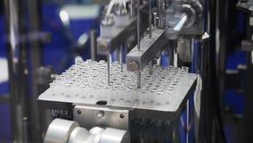 Μηχανή πλήρωσης, φαρμακευτικός εξοπλισμός απόθεμα βίντεο