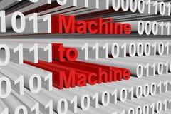 Μηχανή στη μηχανή ελεύθερη απεικόνιση δικαιώματος