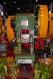 Μηχανή σφράγισης μετάλλων Στοκ εικόνα με δικαίωμα ελεύθερης χρήσης