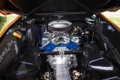 Μηχανή της Alfa Romeo Στοκ εικόνες με δικαίωμα ελεύθερης χρήσης