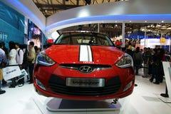 μηχανή της Hyundai Στοκ Φωτογραφία