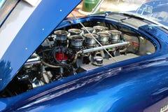 Μηχανή της Shelby Cobra Στοκ Εικόνα