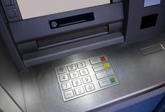 Μηχανή του ATM Στοκ Φωτογραφία