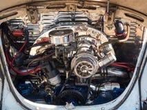 Μηχανή του Volkswagen Στοκ Εικόνες