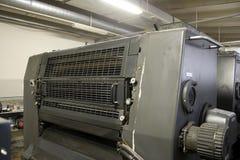 Μηχανή όφσετ Στοκ φωτογραφίες με δικαίωμα ελεύθερης χρήσης