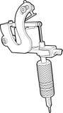 Μηχανή δερματοστιξιών Στοκ φωτογραφία με δικαίωμα ελεύθερης χρήσης