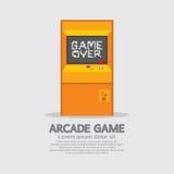 Μηχανή Arcade Στοκ εικόνες με δικαίωμα ελεύθερης χρήσης