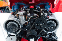 μηχανή diesel Στοκ Φωτογραφίες
