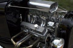 Μηχανή Hotrod Στοκ εικόνες με δικαίωμα ελεύθερης χρήσης