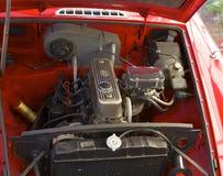 1965 μηχανή MG Στοκ Εικόνες