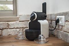 Μηχανή Nespresso Στοκ εικόνες με δικαίωμα ελεύθερης χρήσης
