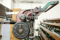 Μηχανική αντίθετη συσκευή νημάτων Στοκ Φωτογραφίες