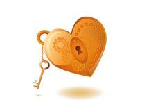 Μηχανική καρδιά Στοκ φωτογραφία με δικαίωμα ελεύθερης χρήσης