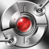 μηχανικός οπτικός συσκευών διανυσματική απεικόνιση