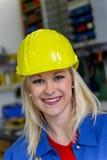 Μηχανικός στο εργαστήριο Στοκ Φωτογραφία
