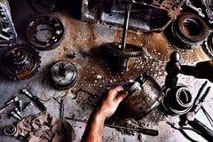 μηχανικός Στοκ Εικόνα