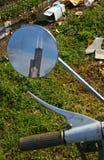 μηχανικό δίκυκλο του Σικάγου Στοκ φωτογραφίες με δικαίωμα ελεύθερης χρήσης