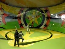 Μηχανικό παιχνίδι Arcade μπέιζ-μπώλ Στοκ εικόνες με δικαίωμα ελεύθερης χρήσης
