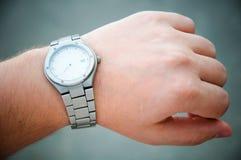 μηχανικό ρολόι Στοκ Φωτογραφία