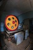 μηχανικό δωμάτιο Στοκ εικόνες με δικαίωμα ελεύθερης χρήσης
