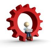 Μηχανισμός εργαλείων απεικόνιση αποθεμάτων
