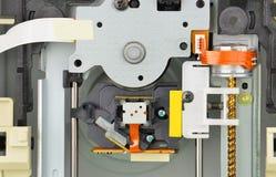 Μηχανισμός μονάδας δίσκου DVD στοκ φωτογραφία με δικαίωμα ελεύθερης χρήσης
