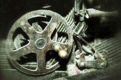 μηχανισμός παλαιός Στοκ Εικόνες