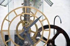 Μηχανισμός ρολογιών νερού Στοκ φωτογραφία με δικαίωμα ελεύθερης χρήσης