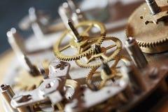 μηχανισμός ρολογιών παλα&i Στοκ εικόνες με δικαίωμα ελεύθερης χρήσης