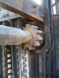 Μηχανισμός σκουριάς Στοκ Φωτογραφίες
