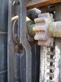 Μηχανισμός σκουριάς Στοκ φωτογραφίες με δικαίωμα ελεύθερης χρήσης