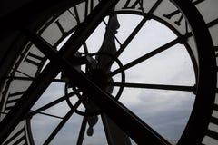 Μηχανισμός του μουσείου Orsay, Παρίσι, Γαλλία Στοκ Φωτογραφίες