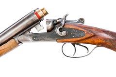 Μηχανισμός του τουφεκιού κυνηγιού Στοκ εικόνα με δικαίωμα ελεύθερης χρήσης