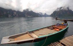 Μηχανοποιημένα σκάφη για το ταξίδι. Στοκ Φωτογραφία