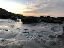 Μια άποψη απότομων βράχων Στοκ εικόνα με δικαίωμα ελεύθερης χρήσης