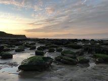 Μια άποψη απότομων βράχων Στοκ εικόνες με δικαίωμα ελεύθερης χρήσης