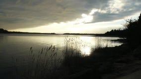 Μια άποψη από ένα παράθυρο Στοκ Φωτογραφίες