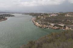 Μια άποψη από το οχυρό EL Morro Κούβα στοκ φωτογραφίες